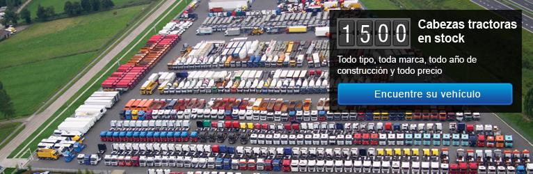 1500 vehiculos en stock