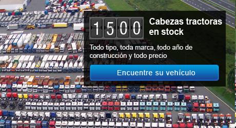 El más grande distribuidor de camiones y remolques usados en Europa, Entrega mundial!