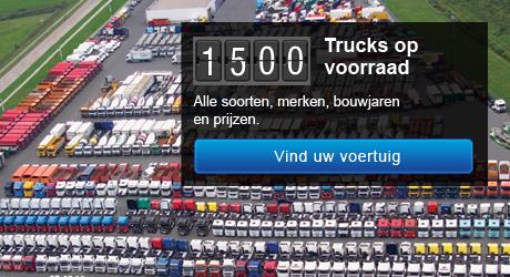 Europa's grootste gebruikte truck en trailer dealer!