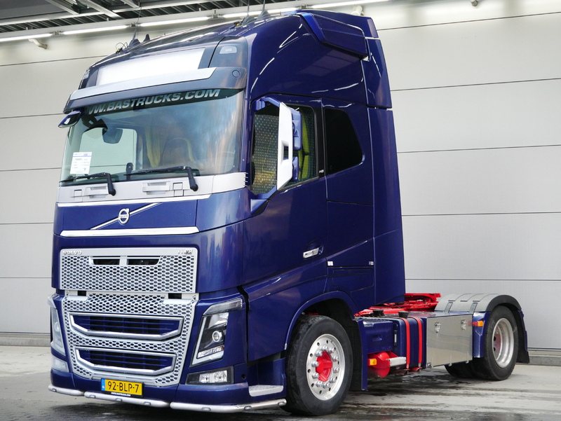 Volvo FH16 dismantling