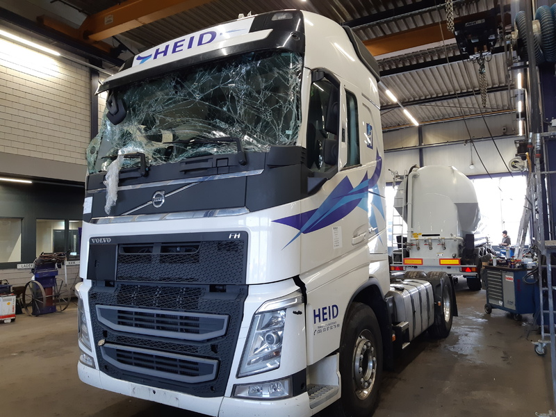Volvo FH4 dismantling