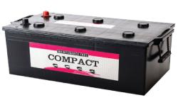 Compact battery