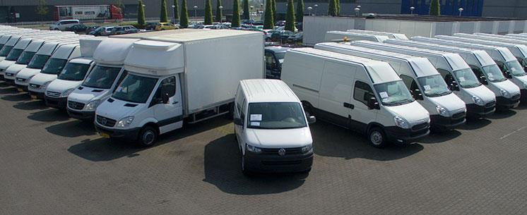 Bas vans and light commerical vehicles