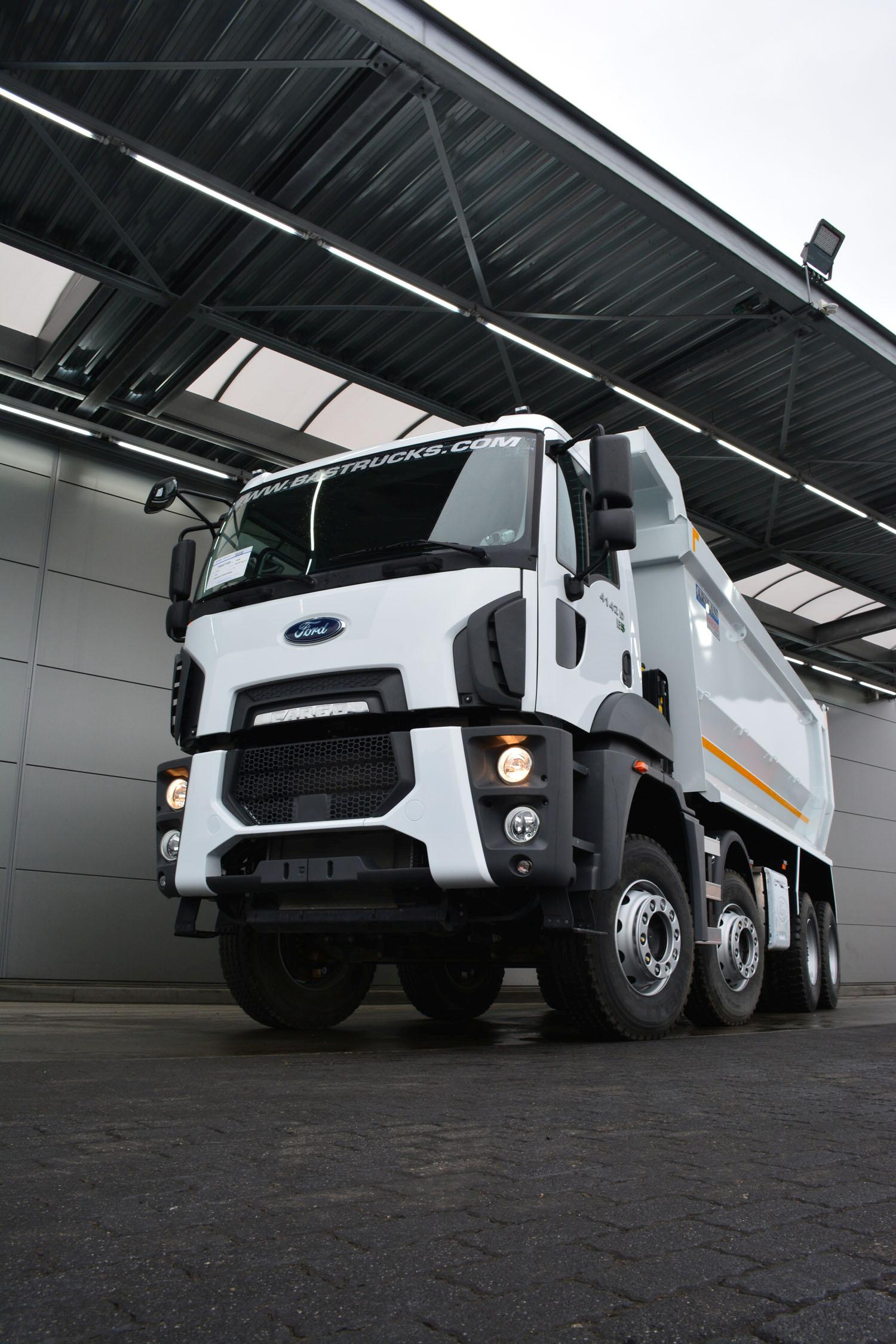 canadian test on international pickup cias ford is stockpiling to gettyimages the f at new trucks their autoshow its transmissions