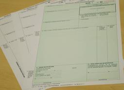 BAS Trucks can arrange an Eur-1 certificate