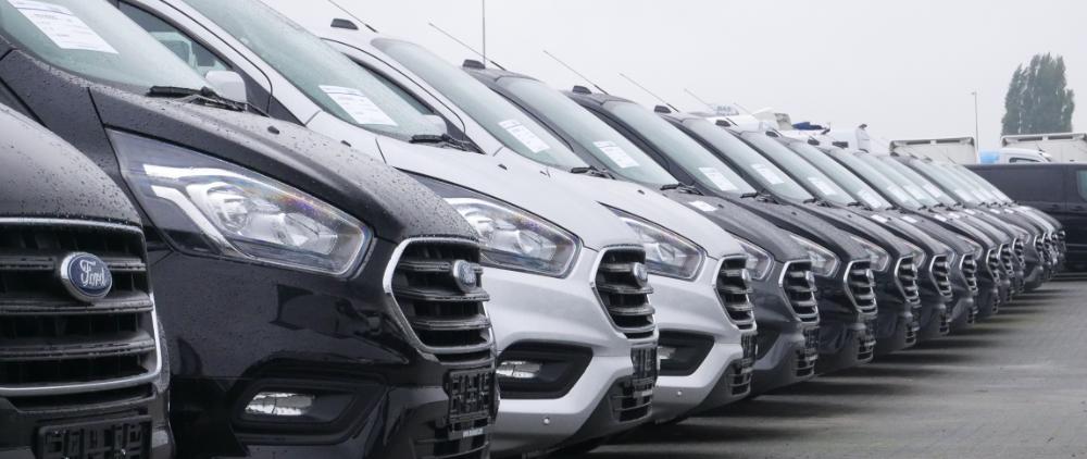 Nieuwe Ford Transit Custom Limited vanaf € 26.900
