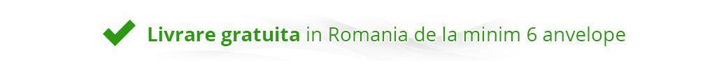 Livrare gratuita in Romania din 6 anvelope