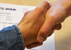BAS Machinery est votre partenaire commercial de confiance