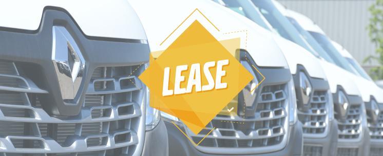 Lease voor nieuwe en gebruikte bedrijfswagens
