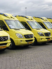 Mercedes Sprinter Ambulances