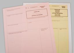 BAS Trucks can arrange a certificate of origin