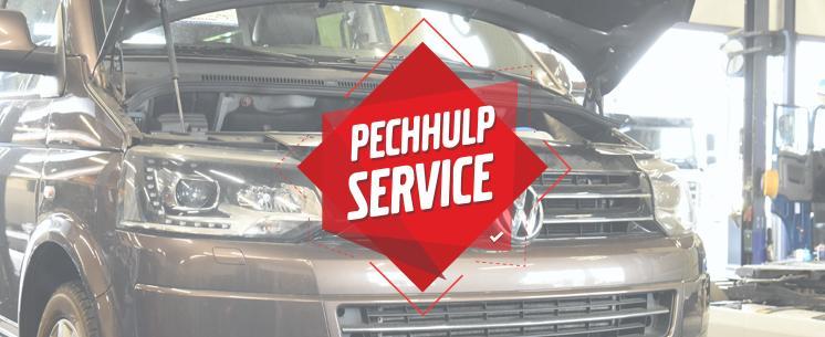 Bij aankoop van een bedrijfdswagen bied BAS Vans een pechhulp service van 12 maanden aan