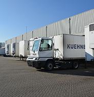 Logistieke handling vereenvoudigen en versnellen