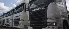 BAS Trucks предлага над 700 автомобила, които можете да наемете