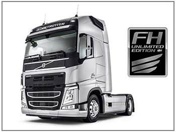 volvo fh unlimited