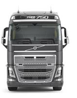 Volvo new and used trucks