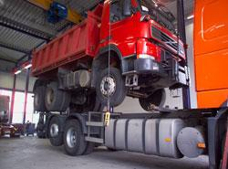 Reduce costs by loading trucks and trailers in packages