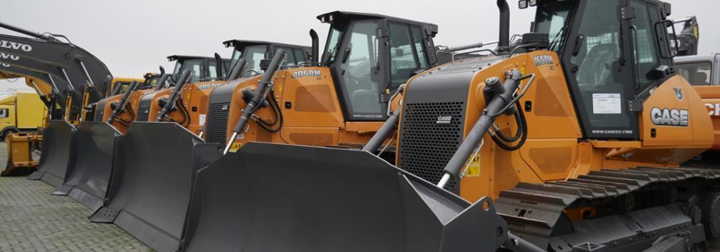 Nieuwe en gebruikte bouwmachines, wereldwijde levering!