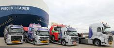 Let BAS Trucks arrange your shipping