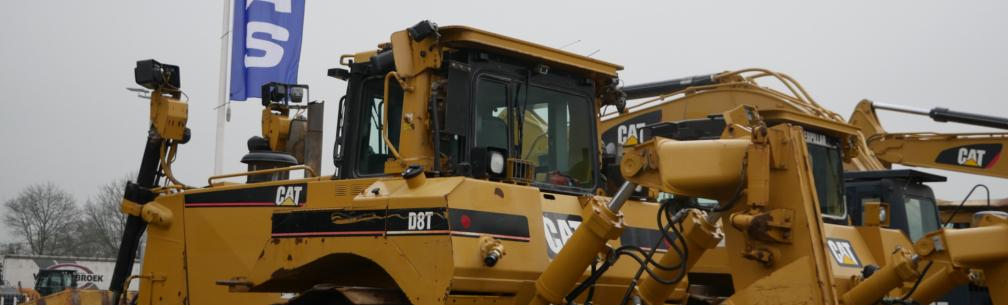 BAS Machinery is your full service partner for all your heavy machinery and construction equipment needs.