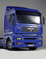 MAN new and used trucks
