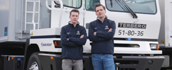 Het BAS Trucks team