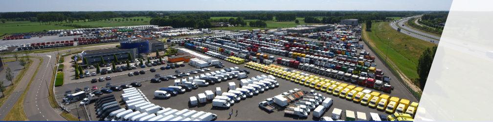 Największy europejski dealer używanych ciężarówek i przyczep! Dostawa międzynarodowa!