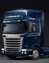 Scania new and used trucks