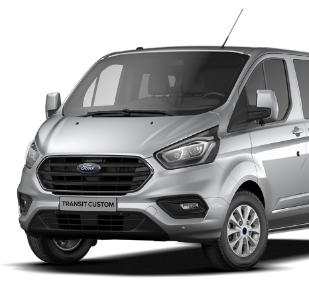 New Ford Transit Custom Limited