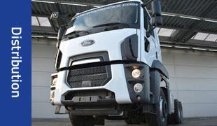 Ford Distribution Trucks