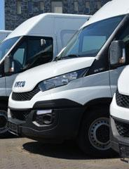 Used vans & commercial vehicles