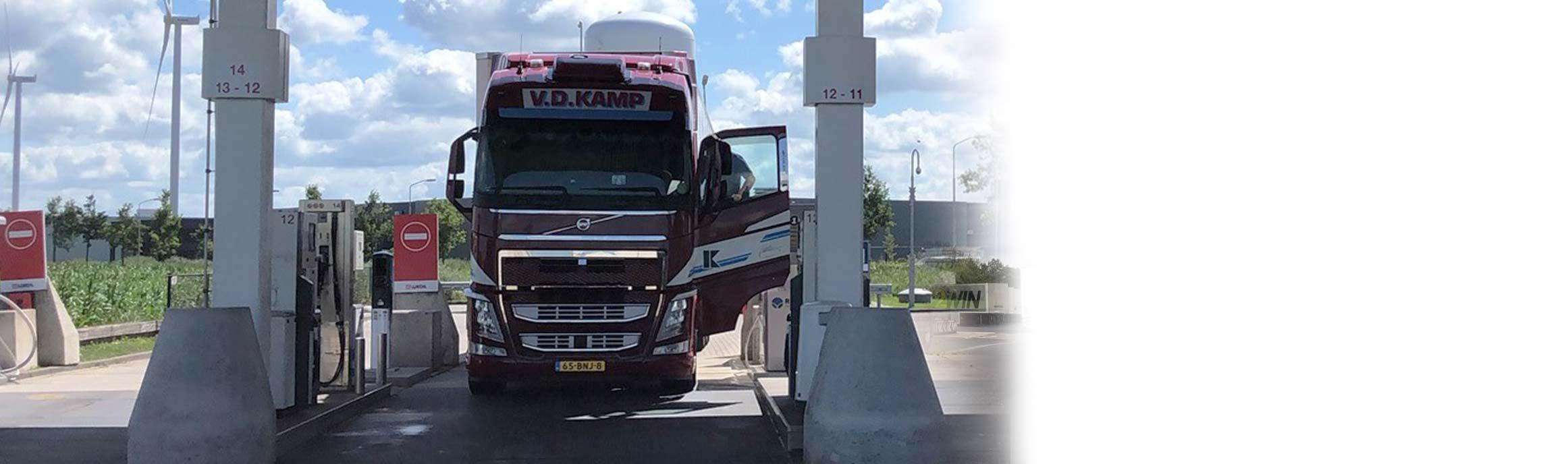 Met een Volvo FH LNG naar Zuid-Italië is echt geen enkel probleem meer