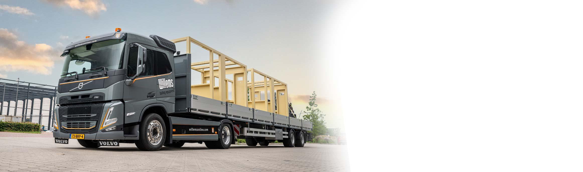 Willems Baling Equipment - Een familiebedrijf dat wereldwijd actief is