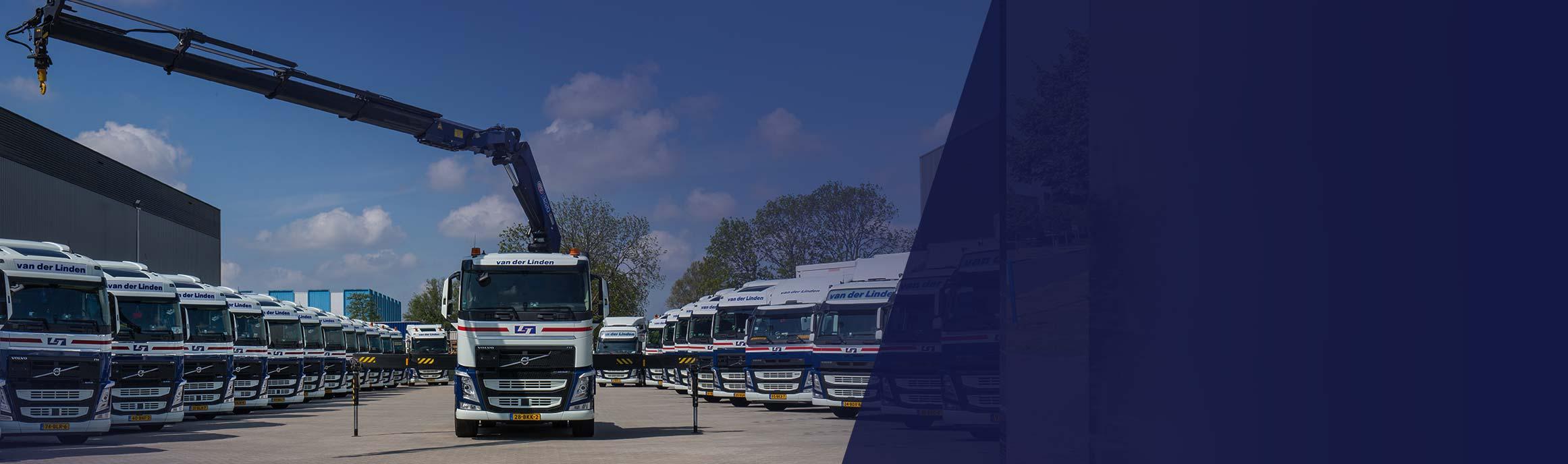 Unieke levering voor Van der Linden Groep te Waalwijk