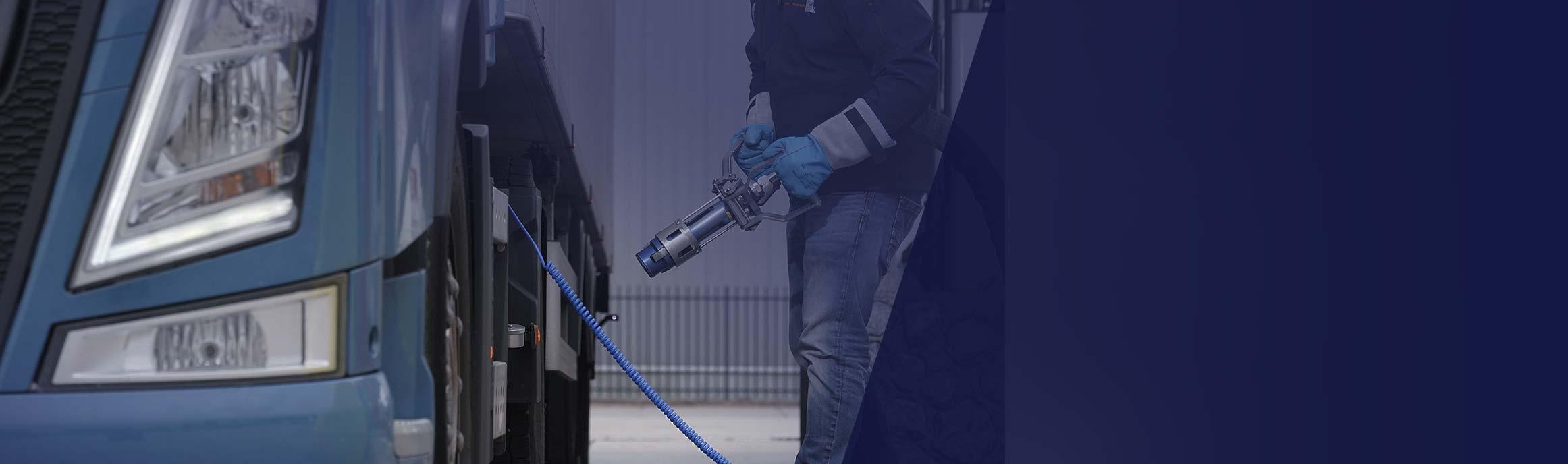 TNO-rapport toont aan: tot 23% CO2-besparing met Volvo LNG-trucks