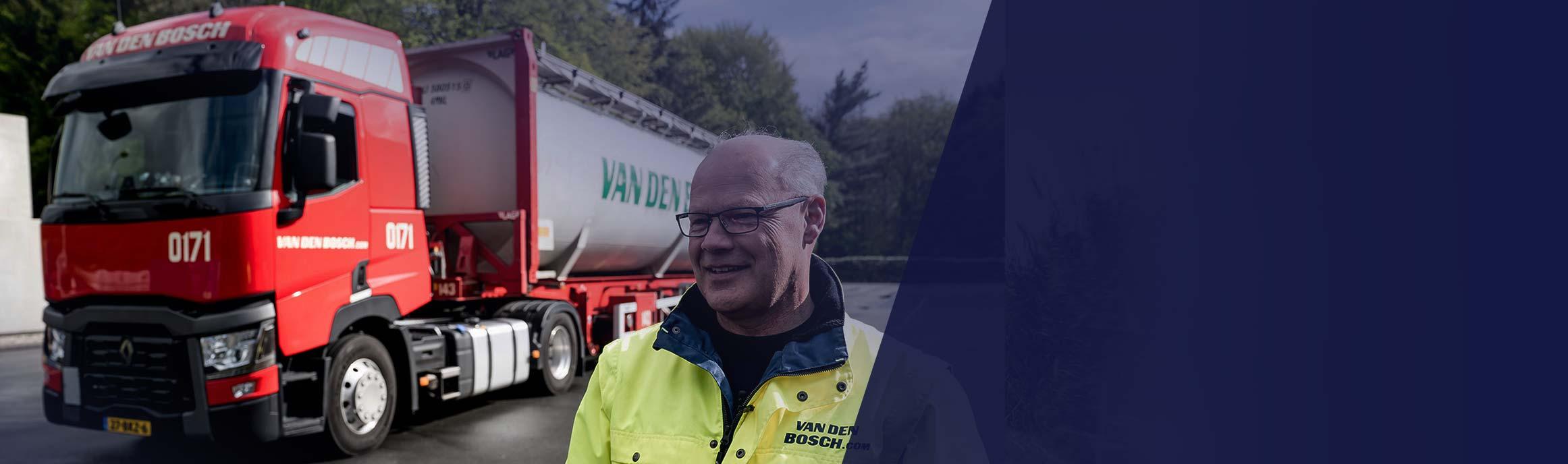 Van den Bosch Transporten kiest wederom voor Renault Trucks T