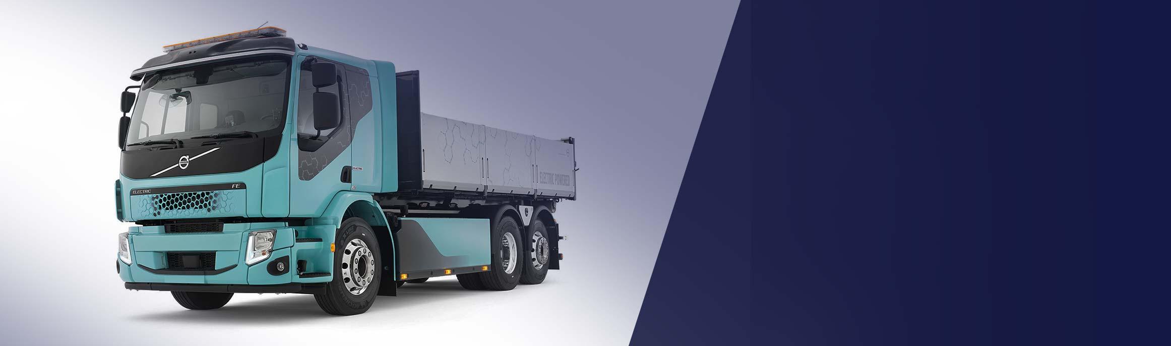 Volvo Trucks toont duurzame transportoplossingen op ReinigingsDemoDagen