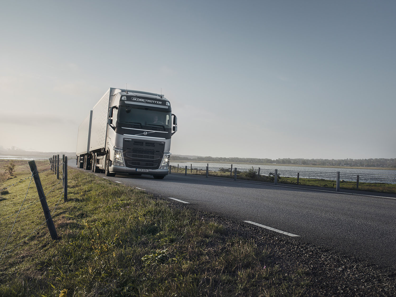Volvo Trucks...
