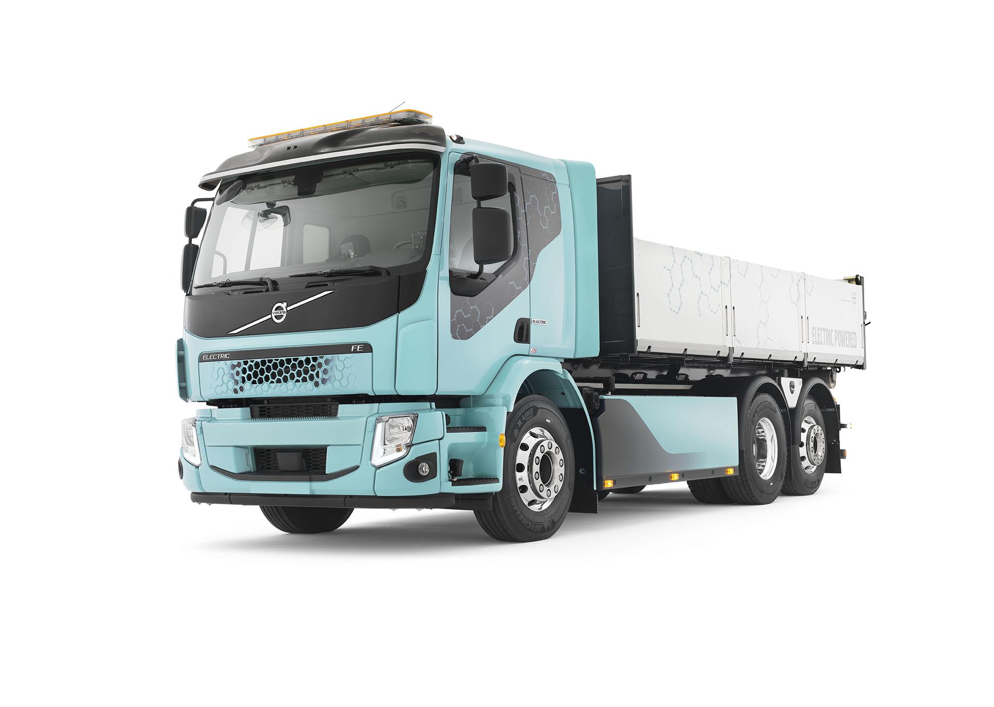 Volvo Trucks toont...