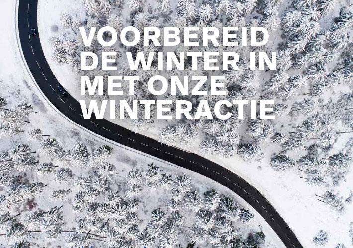 Voorbereid de winter...