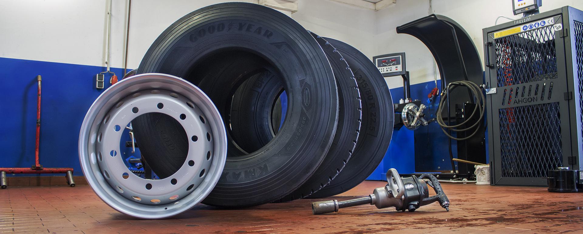 BTS Reifen Service startet