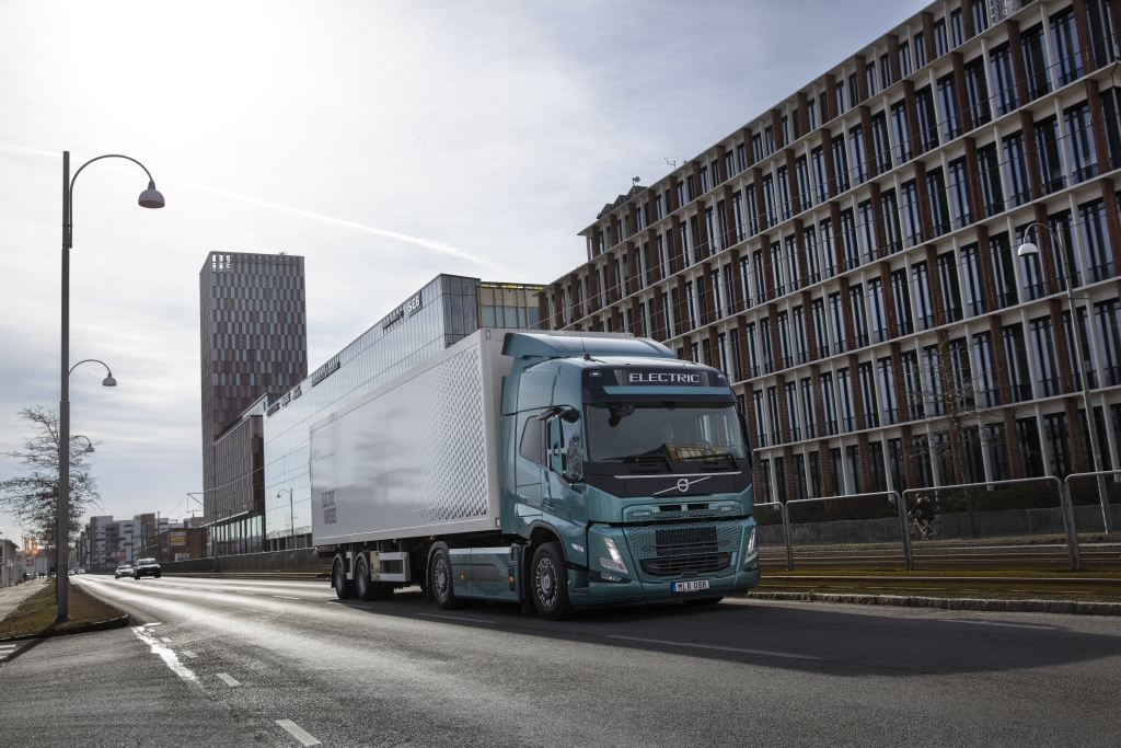 Volvo Trucks onthult...