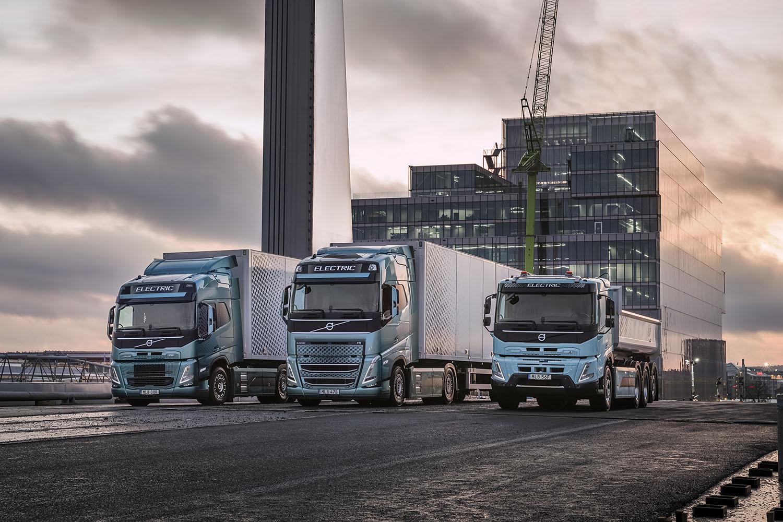 Volvo Trucks start...