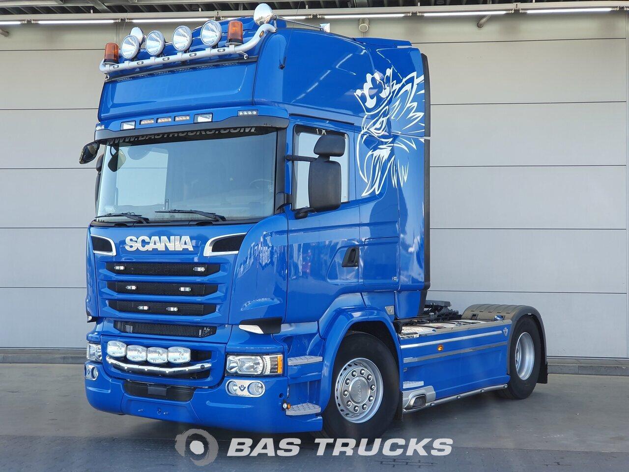 بحث Scania R580 2016 رأس شاحنة Bas Trucks