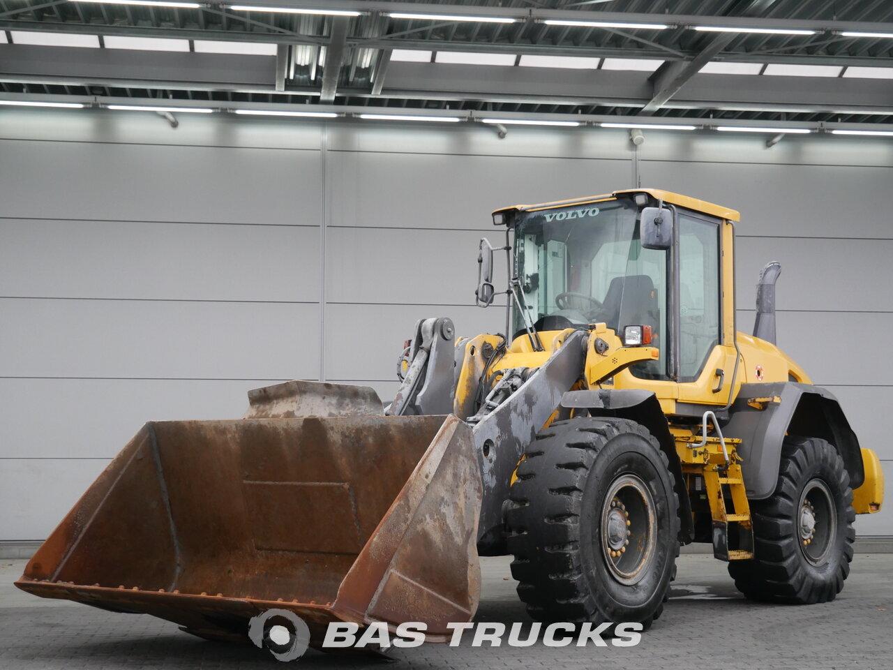 صورة لـ مستعمل معدات البناء Volvo L90 G 4X4 2012