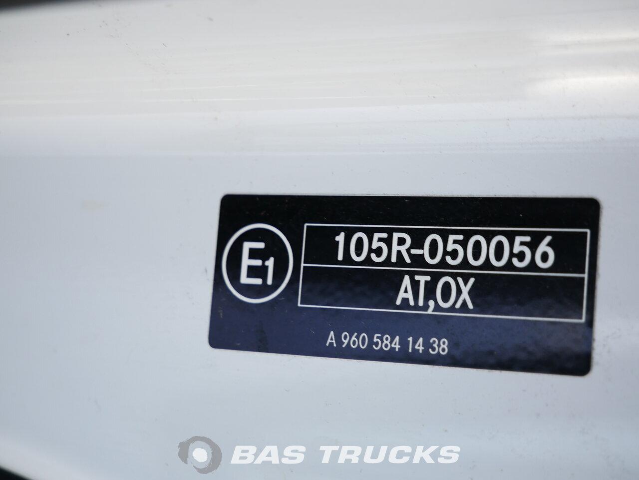 снимка на употребяван Влекачи Mercedes Actros 1848 4X2 2017