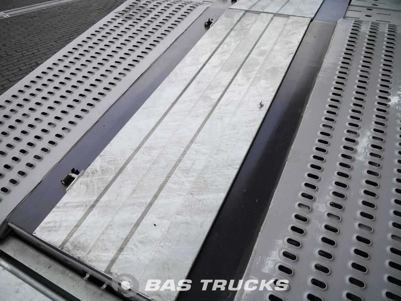 снимка на Нов Полуремарке Ozsan Trucktransport SAF-achsen Ausziehbar WABCO OZS-KT3 oси