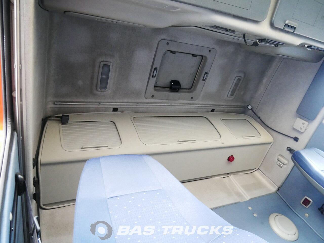 снимка на употребяван Камион Volvo FH 480 6X2 2008