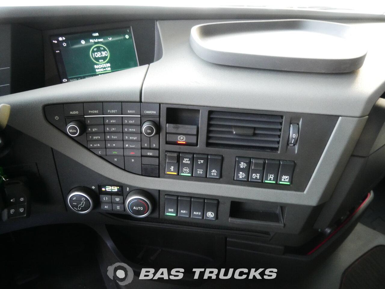снимка на употребяван Влекачи Volvo FH 540 XL 6X2 2018