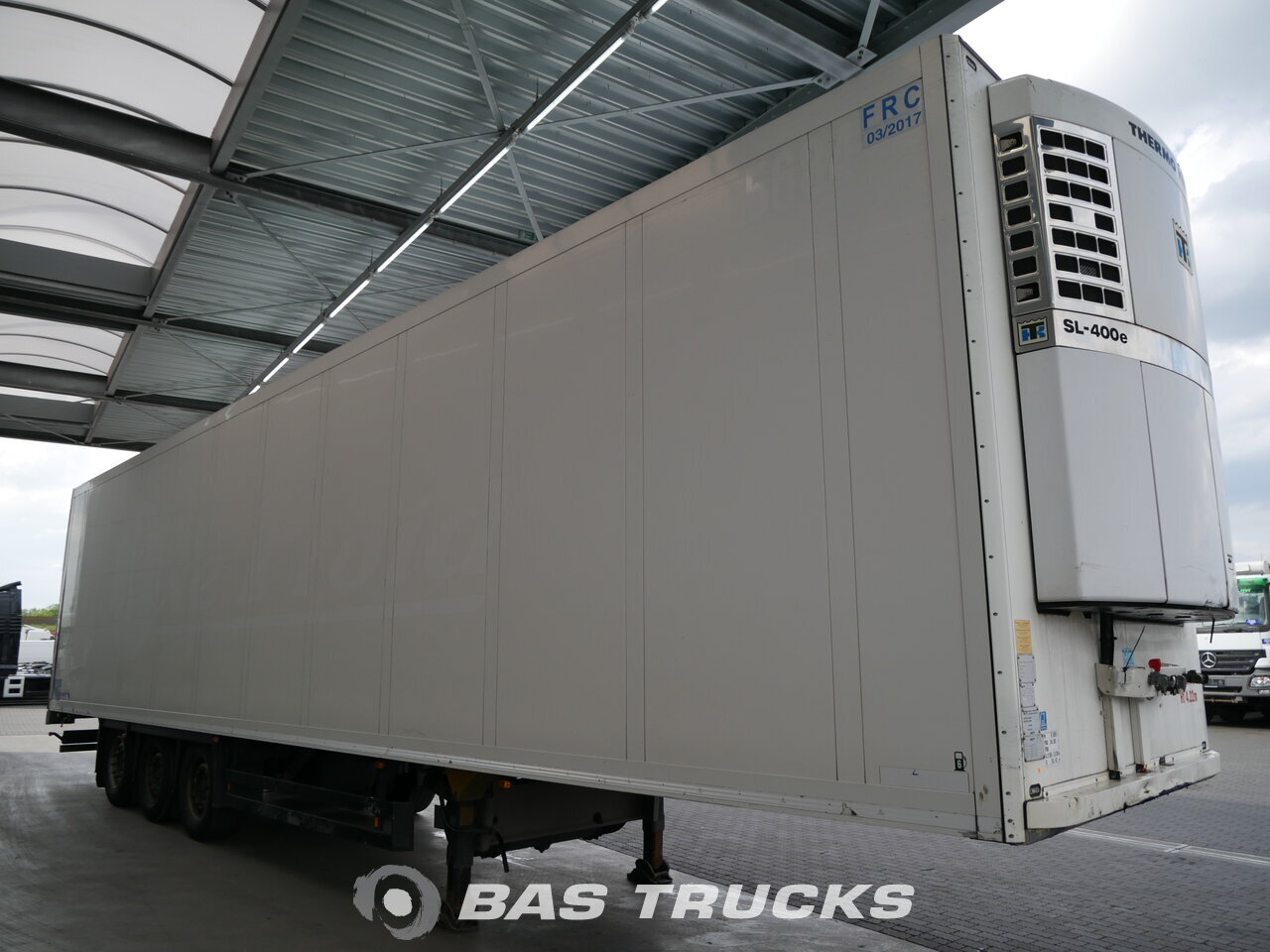 schmitz s3 doppelstock auflieger 12800 bas trucks. Black Bedroom Furniture Sets. Home Design Ideas